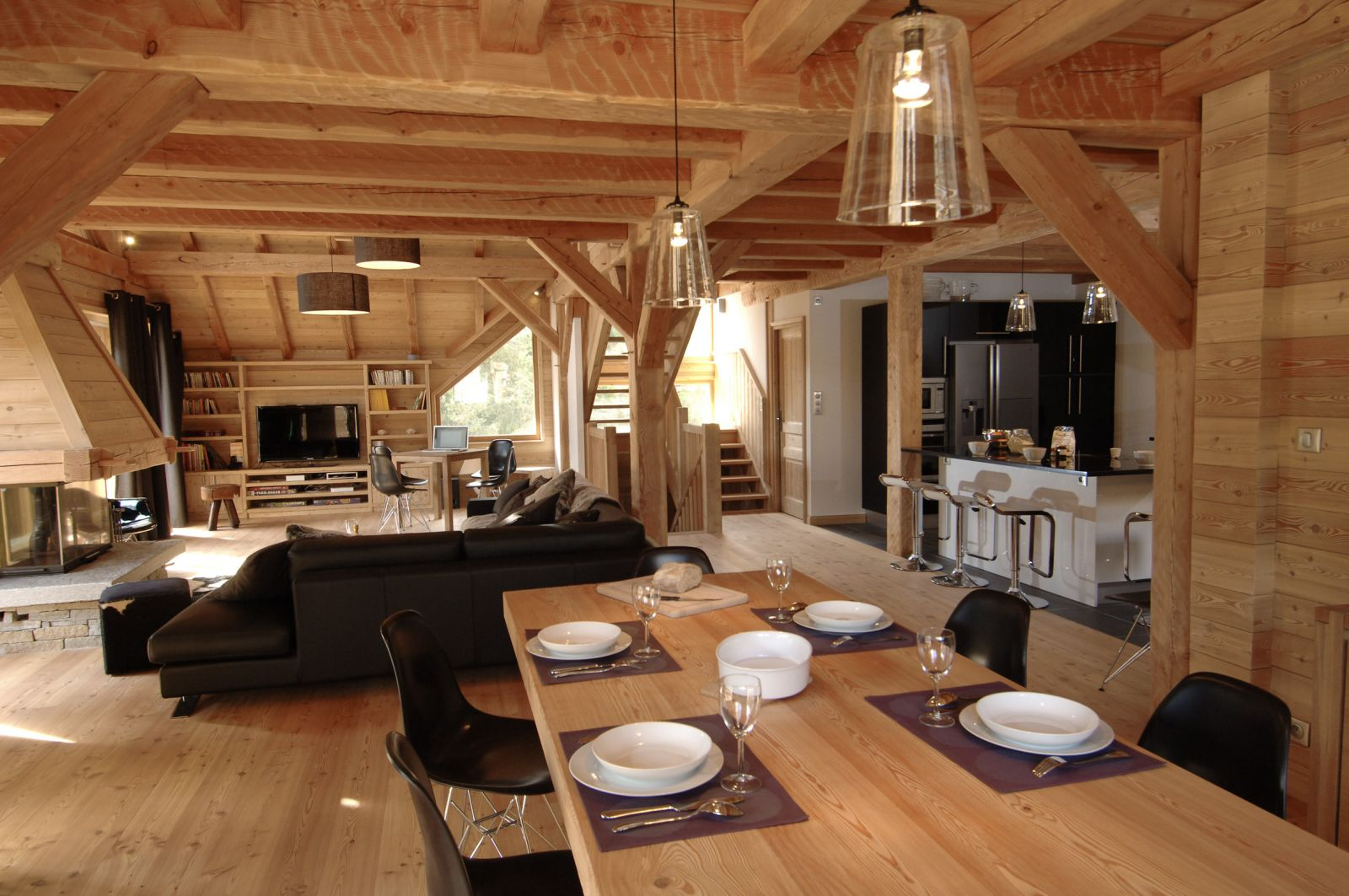 Chalet Prestige I Location de Chalets & Appartements avec Services ...