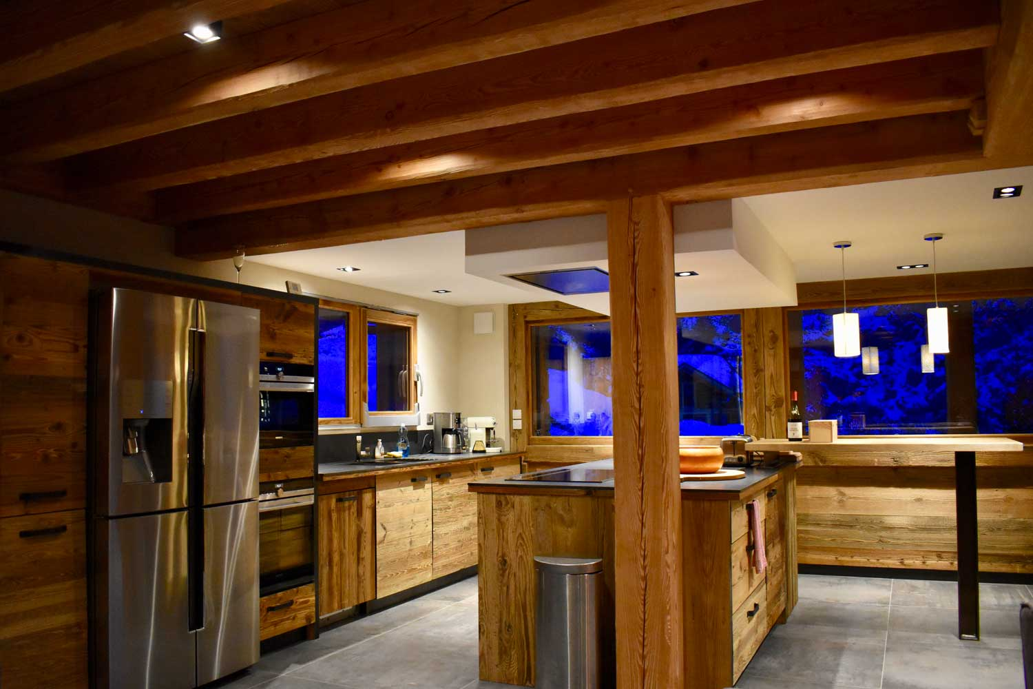 Luxury Ski Chalet Rental in French Alps - Chalet Valloire